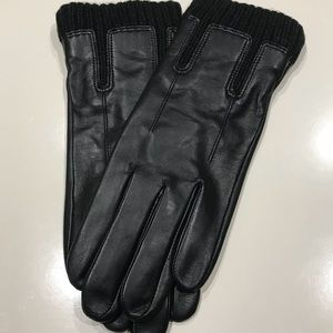 Accessories - Ladies leather gloves